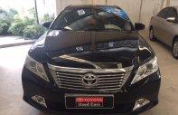 Cần bán Toyota Camry 2.0 E sản xuất 2012, màu đen giá 760 triệu tại Tp.HCM