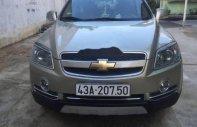 Cần bán lại xe Chevrolet Captiva 2.4AT đời 2010 số tự động giá 395 triệu tại Đà Nẵng