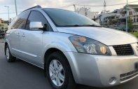 Cần bán Nissan Quest sản xuất 2005, màu bạc, xe nhập số tự động giá 355 triệu tại Tp.HCM