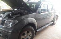Cần bán xe Nissan Navara 2014, số tự động, màu xám máy dầu 2 cầu giá 465 triệu tại Tp.HCM