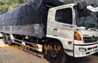 Bán thanh lý xe Hino 15 tấn thùng dài 9m2, mới 100% giá 1 tỷ 450 tr tại Tp.HCM