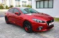 Bán xe Mazda 3 - 1.5AT, màu đỏ đời 2016, xe nguyên thủy 100%, odo 34.000km giá 619 triệu tại Tp.HCM