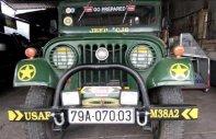 Bán Jeep CJ đời 1981, xe nhập, 125 triệu giá 125 triệu tại Tp.HCM