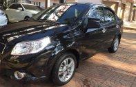 Bán Chevrolet Aveo LTZ 1.5 AT 2016, màu đen giá 400 triệu tại Đắk Lắk