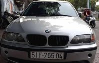 Cần bán gấp BMW 3 Series 318i đời 2003, màu bạc, xe nhập chính chủ giá 235 triệu tại Tp.HCM