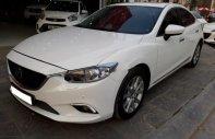 Chính chủ bán xe Mazda 6 2.0 năm 2016, màu trắng giá 770 triệu tại Hà Nội