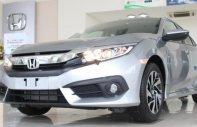 Bán xe Honda Civic 1.8 E đời 2018, màu bạc, nhập khẩu giá 763 triệu tại Hà Nội