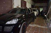 Cần bán Porsche Cayenne sản xuất 2009, màu đen giá 1 tỷ 100 tr tại Tp.HCM