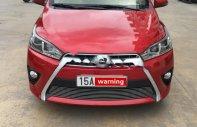 Bán ô tô Toyota Yaris G đời 2014, màu đỏ, nhập khẩu   giá 545 triệu tại Hải Phòng