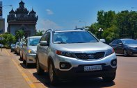 Chính chủ bán Kia Sorento 2010 tự động, máy xăng, xe nhập Hàn Quốc giá 555 triệu tại Hà Nội