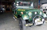 Bán Jeep CJ năm 1990, màu xanh, nhập khẩu giá 125 triệu tại Tp.HCM