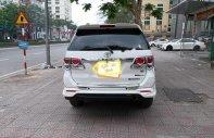 Bán Toyota Fortuner Sportivo đời 2015, màu trắng  giá 855 triệu tại Hà Nội