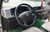 Cần bán lại xe Toyota Hiace Van 2.5 sản xuất 2010, màu xanh giá 415 triệu tại Hà Nội