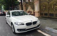 Chính chủ bán BMW 5 Series 520i 2014, màu trắng, nhập khẩu giá 1 tỷ 470 tr tại Hà Nội