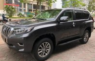 Bán Toyota Land Cruiser Prado 2.7VX Limited 2018, màu xám, nhập khẩu giá 2 tỷ 770 tr tại Hà Nội