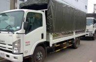 Bán xe tải isuzu 8 tấn / 8.2 tấn thùng kèo mui bạt mở bảy bửng giá 845 triệu tại Cả nước