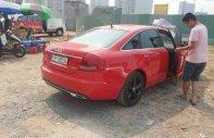 Cần bán Audi A6 năm 2008, màu đỏ, giá tốt giá 650 triệu tại Tp.HCM