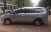 Cần bán gấp Toyota Innova G đời 2011, màu bạc giá 485 triệu tại Hà Nội
