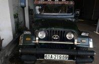 Bán xe Jeep CJ năm 1990, màu xanh lam, nhập khẩu nguyên chiếc chính chủ, giá tốt giá 138 triệu tại Bình Dương