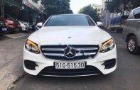 Bán Mercedes E300 AMG năm sản xuất 2017, màu trắng, nhập khẩu   giá 2 tỷ 650 tr tại Hà Nội
