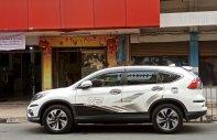 Bán Honda CR V sản xuất 2017, màu trắng chính chủ giá 930 triệu tại Đồng Nai