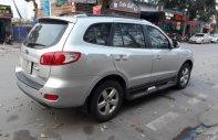 Cần bán Hyundai Santa Fe 2.7 MT đời 2008, màu bạc, nhập khẩu, 425tr giá 425 triệu tại Hà Nội