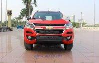 Bán Chevrolet Colorado sản xuất 2018, màu đỏ, 839tr giá 839 triệu tại Hà Nội