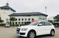 Bán Audi Q5 sản xuất năm 2012, màu trắng, nhập khẩu giá 1 tỷ 295 tr tại Hà Nội