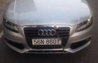 Cần bán gấp Audi A4 1.8T đời 2009, màu bạc, nhập khẩu, nhà xài kỹ giá 580 triệu tại Tp.HCM