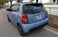 Gia đình cần bán Kia Morning SLX sản xuất 2009, màu xanh lam, nhập khẩu Hàn Quốc, còn nguyên bản giá 190 triệu tại Hà Nội