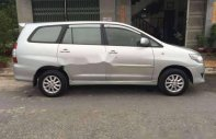Cần bán lại xe Toyota Innova sản xuất năm 2012, màu bạc còn mới giá 505 triệu tại Tp.HCM