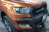 Bán gấp xe bán tải Ford Ranger Wiltrack 2.2L đk tháng 10/2016 giá 222 triệu tại Tp.HCM