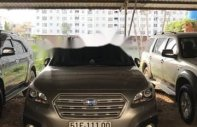 Cần bán Subaru Outback năm sản xuất 2015, màu ghi vàng giá 1 tỷ 350 tr tại Tp.HCM