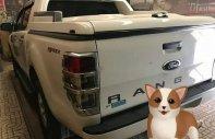 Bán Ford Ranger XLS sản xuất năm 2015, màu trắng số sàn giá 575 triệu tại Tp.HCM