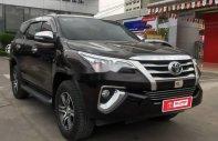 Bán Toyota Fortuner G 2017, màu đen như mới giá 1 tỷ 70 tr tại Hà Nội