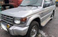 Cần bán lại xe Mitsubishi Pajero đời 2006, màu bạc số sàn, 259 triệu giá 259 triệu tại Tp.HCM