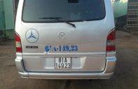 Cần bán gấp Mercedes MB sản xuất 2002, màu bạc chính chủ giá 195 triệu tại Gia Lai