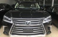 Bán Lexus LX570 nhập Mỹ, màu đen, sản xuất và đăng ký 2016, xe full options giá 7 tỷ 238 tr tại Hà Nội