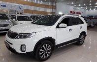 Bán Kia Sorento 2.4AT năm sản xuất 2014, màu trắng   giá 739 triệu tại Hải Phòng