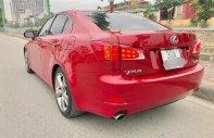 Chính chủ bán ô tô Lexus IS 250 đời 2009, màu đỏ, nhập khẩu giá 899 triệu tại Hà Nội