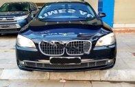 Cần bán lại xe BMW 7 Series 750 Li đời 2011, màu đen, nhập khẩu giá 1 tỷ 780 tr tại Hà Nội