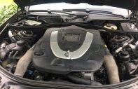 Bán xe Mercedes S500 năm 2006, màu đen, xe nhập giá 850 triệu tại Tp.HCM