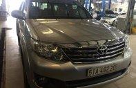 Bán Toyota Fortuner sản xuất năm 2013, màu bạc giá 715 triệu tại Tp.HCM