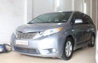 Chính chủ bán xe Toyota Sienna LE sản xuất 2010, màu bạc, nhập khẩu giá 1 tỷ 480 tr tại Hà Nội