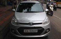 Bán Hyundai Grand i10 1.0 MT năm 2015, màu bạc, xe nhập  giá 320 triệu tại Hà Nội