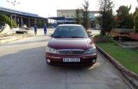 Cần bán ô tô Ford Laser máy 1.8 lít đời 2003, màu đỏ giá 230 triệu tại Tiền Giang