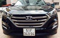 Cần bán lại xe Hyundai Tucson đời 2015, màu đen, nhập khẩu Hàn Quốc giá 885 triệu tại Hà Nội