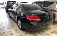 Cần bán lại xe Toyota Camry 2.4G đời 2010, màu đen xe gia đình, giá 690tr giá 690 triệu tại Khánh Hòa