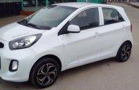 Cần bán lại xe Kia Morning 1.25MT đời 2015, màu trắng giá 252 triệu tại Hà Nội