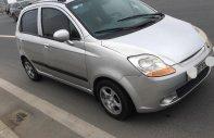 Bán xe Chevrolet Spark LT đời 2009, màu bạc giá 118 triệu tại Hà Nội